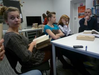 Dyskusyjny Klub Książki dla dorosłych - zdjęcie1