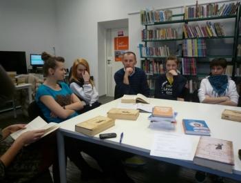 Dyskusyjny Klub Książki dla dorosłych - zdjęcie2
