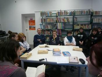 Dyskusyjny Klub Książki dla dorosłych - zdjęcie5