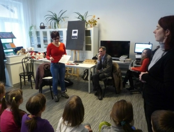 Spotkanie dzieci z niewidzącymi - zdjęcie3