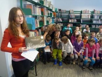 Spotkanie dzieci z niewidzącymi - zdjęcie8