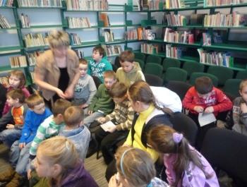 Spotkanie dzieci z niewidzącymi - zdjęcie10