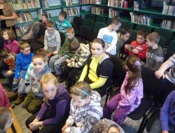 Spotkanie dzieci z niewidzącymi - zdjęcie11