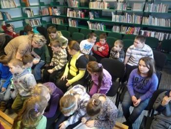 Spotkanie dzieci z niewidzącymi - zdjęcie12