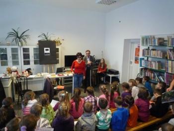 Spotkanie dzieci z niewidzącymi - zdjęcie24