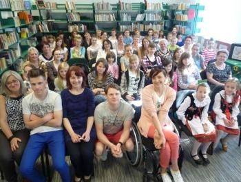 Monika Kuszyńska w Bibliotece - zdjęcie12