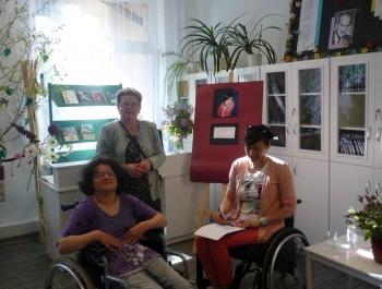 Monika Kuszyńska w Bibliotece - zdjęcie23