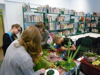 Wakacje w bibliotece - zdjęcie5