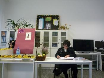 Spotkanie z Barbarą Rybałtowską - zdjęcie1