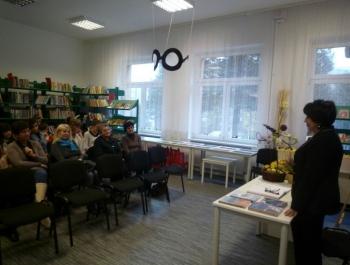 Spotkanie z Barbarą Rybałtowską - zdjęcie4