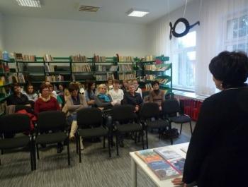 Spotkanie z Barbarą Rybałtowską - zdjęcie5
