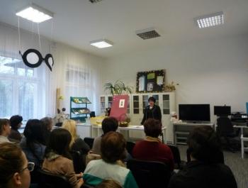 Spotkanie z Barbarą Rybałtowską - zdjęcie6