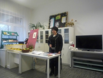 Spotkanie z Barbarą Rybałtowską - zdjęcie7