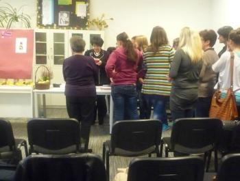 Spotkanie z Barbarą Rybałtowską - zdjęcie8