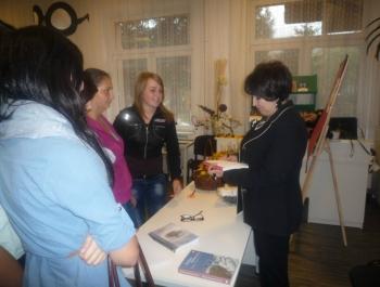 Spotkanie z Barbarą Rybałtowską - zdjęcie10