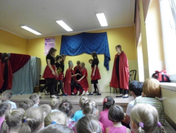 Teatr młodych pod Lachowym Groniem -