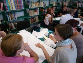 Lokalne Forum Programu Równać Szanse w GBP w Koszarawie - zdjęcie1