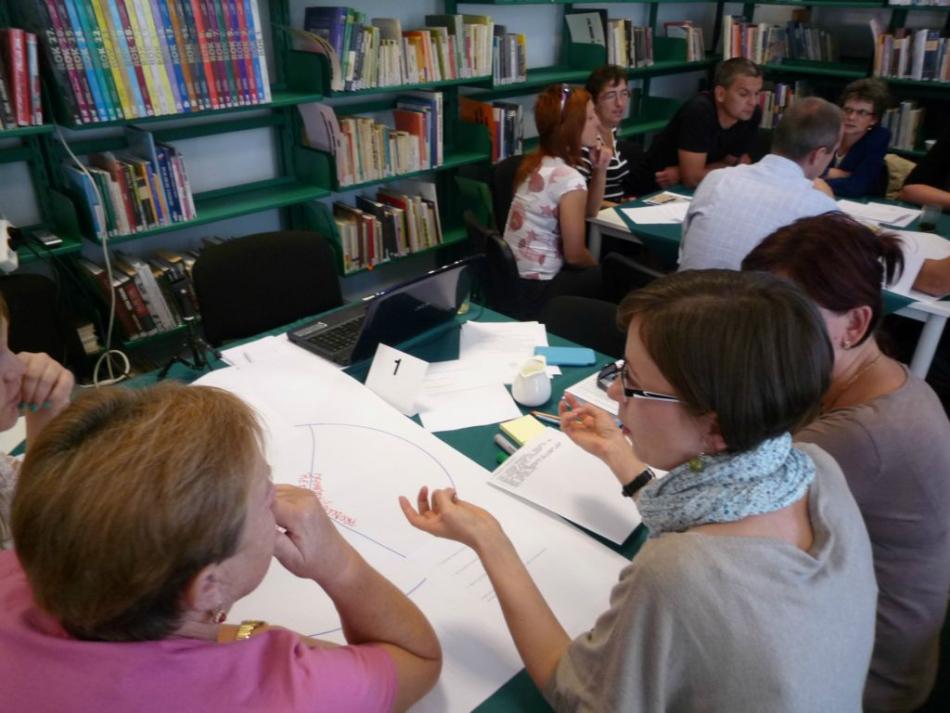 Lokalne Forum Programu Równać Szanse w GBP w Koszarawie