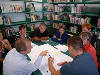 Lokalne Forum Programu Równać Szanse w GBP w Koszarawie - zdjęcie2