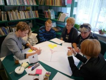 Lokalne Forum Programu Równać Szanse w GBP w Koszarawie - zdjęcie3