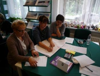 Lokalne Forum Programu Równać Szanse w GBP w Koszarawie - zdjęcie4