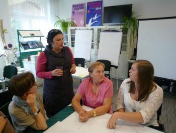 Lokalne Forum Programu Równać Szanse w GBP w Koszarawie - zdjęcie5