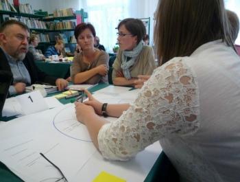 Lokalne Forum Programu Równać Szanse w GBP w Koszarawie - zdjęcie6