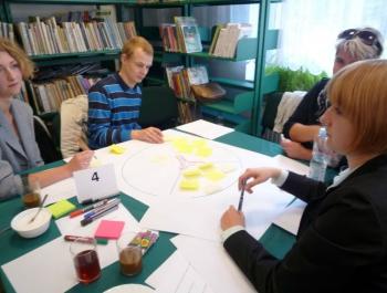 Lokalne Forum Programu Równać Szanse w GBP w Koszarawie - zdjęcie8
