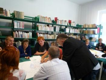Lokalne Forum Programu Równać Szanse w GBP w Koszarawie - zdjęcie9