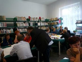 Lokalne Forum Programu Równać Szanse w GBP w Koszarawie - zdjęcie10