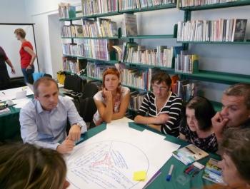 Lokalne Forum Programu Równać Szanse w GBP w Koszarawie - zdjęcie14