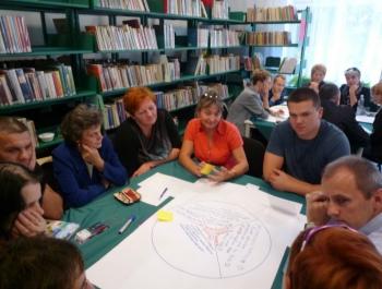 Lokalne Forum Programu Równać Szanse w GBP w Koszarawie - zdjęcie15