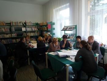 Lokalne Forum Programu Równać Szanse w GBP w Koszarawie - zdjęcie16