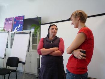 Lokalne Forum Programu Równać Szanse w GBP w Koszarawie - zdjęcie17