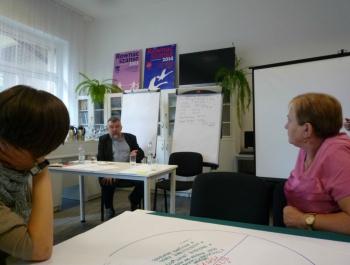 Lokalne Forum Programu Równać Szanse w GBP w Koszarawie - zdjęcie19