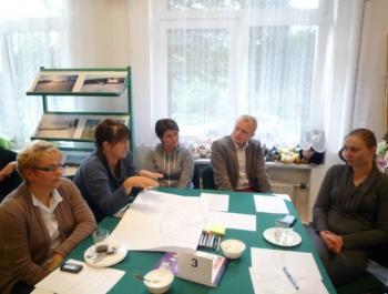 Lokalne Forum Programu Równać Szanse w GBP w Koszarawie - zdjęcie22