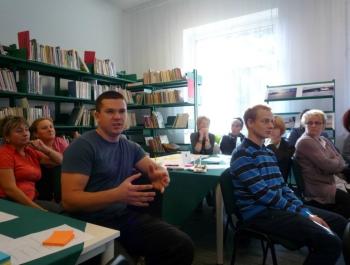 Lokalne Forum Programu Równać Szanse w GBP w Koszarawie - zdjęcie23
