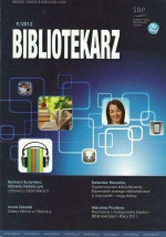 Rozmowa z Małgorzatą Kępką – w miesięczniku Bibliotekarz 09/2012